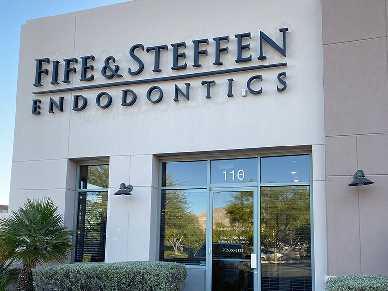 Dr. Fife Endodontics Office Las Vegas